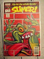 Slimer #1 Now Comics 1989 Ghostbusters VF-