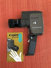 Canon Zoom 8 movie camera