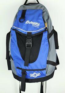 Bergans of Norway SIRIUS 40L Hiking Blue Rucksack Backpack