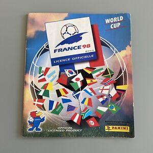 Album Panini Coupe du Monde France 98 World Cup 1998 111/561