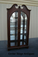 61739   JASPER Furniture Curio China Cabinet