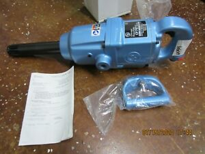 Chicago Pneumatic CP797-6 1-inch Pneumatic Impact Wrench with Friction Ring