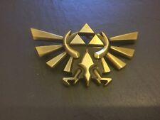 Légende de ZELDA Nintendo nouveau boucle de ceinture nouveau Antique Bronze Couleur Métal étain