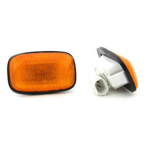 FOR 97-05 TOYOTA HILUX LN166 145 FENDER GUARD REPEATER SIDE INDICATOR AMBER LAMP