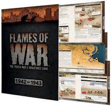 Flames of War BNIB FOW Rulebook MW 4th Edition FW007