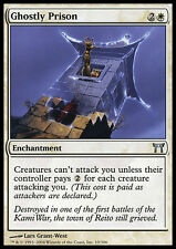 MTG GHOSTLY PRISON FOIL LIGHTLY PLAYED ITA - PRIGIONE SPETTRALE - CHK - MAGIC