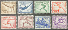 Germany - 1936 Summer Olympics Sg.606/613 Set M/M & Booklet Pairs.