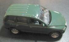 Welly VW Volkswagen Touareo Green 1:60 very good