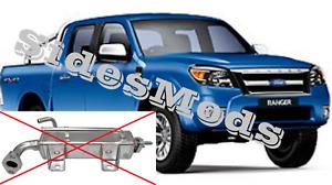 Ford Ranger EGR Cooler Kit PJ PK 2.5L 3.0L Diesel