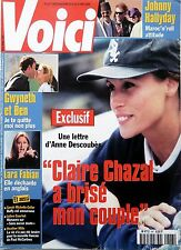 2000: LARA FABIAN_GWYNETH PALTROW_BEN AFFLECK_LOVA MOOR_CATHERINE ZETA_JONES