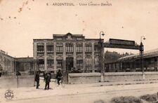 Automobiles LORRAINE DIETRICH Factory - 8.Argenteuil - Usine Lorraine Dietrich