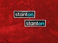 Stanton Two Sticker Set<<>>Rare&l t;<>>