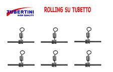 GIRELLA ROLLING SU TUBICINO - ATTACCO BOLENTINO N 2/0 TUBERTINI