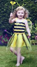 Toddler Girls Bee Dress Book Day Costume Fancy Dress Queen Bee Outfit