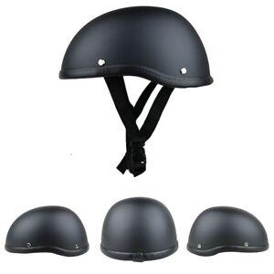 1Piece 57-62cm ABS Plastic Motorcycle Helm Motorcross Capacete Half Helmet for H