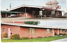 TWIN CHIMNEY'S MOTEL CHEYENNE, WYOMING POSTCARD NEW UNPOSTED