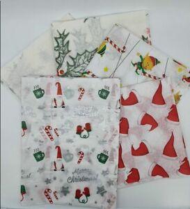 Christmas Tissue Paper Bundle (Bundle 1)