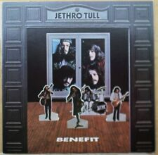 Nice Jethro Tull Benefit - Promo  Stamp - NM - 1980s Press