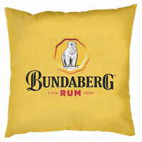 Bundaberg Rum Cushion - Bundy Rum Bedding Bed Couch Pillow