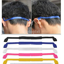 Eyeglasses Strap Silicone Glasses Sunglasses Sports Band String Holder Cord Rope