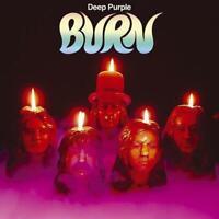 Deep Purple - Burn [Purple Vinyl] [ROCKtober 2019 Exclusive] NEW Sealed Vinyl LP