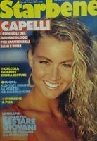 STARBENE MARZO 1986 I CAPELLI TERAPIE CELLULARI PER RESTARE GIOVANE