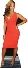 Beyonce Singer & Dancer Fun Cardboard Cutout 171cm Tall-Invite her to your Party