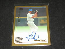 JOSH GIRDLEY ROOKIE HAND SIGNED AUTOGRAPHED CERTIFIED AUTHENTIC BASEBALL CARD