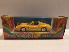 1:43 NOREV JET-CAR diecast metal sports car FERRARI 246 GTS Made in France