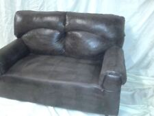 Faux Leather Living Room Furniture Suites