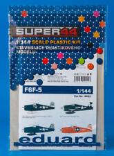 Eduard 1/144 Model Kit 4463 Grumman F6F-5 Hellcat SUPER 44