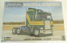 Revell Kenworth K-100 Aerodyne Sealed Truck rare 1:25 Nib Sealed Model Car Kit