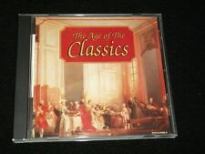 CLASSICS<>THE AGE OF THE...<> Canada CD (1994)  ° MADACY PCH-2-0400-2