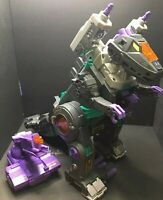 Trypticon 1986 Vintage Hasbro G1 Transformers Action Figure works with batteries