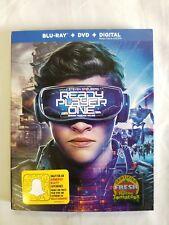Ready Player One [Blu-Ray + DVD + Digital]