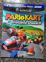 MARIO KART DOUBLE DASH Official Nintendo Power Player's Strategy Guide Gamecube