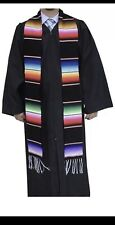 Mexican Serape blanket Graduation Stole Sash Latino Hispanic New