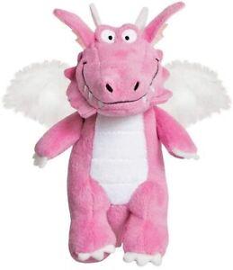NEW PLUSH SOFT TOY ZOG 61353 Pink Dragon 16cm book by Julia Donaldson