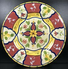 Pier 1 Vallarta Charger Chop Plate Multiples Available Tuscan Italian