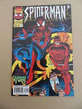 Spider-Man 74 . J.R jr / Daredevil / Kingpin App . Marvel 1996 . VF