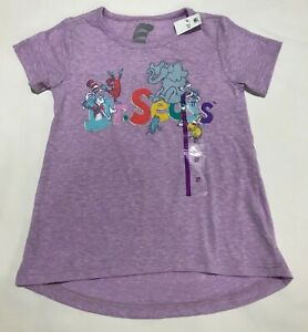Dr. Seuss Lilac Character T-Shirt in Multiple Sizes NWT!