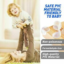 20 Pcs Safety Desk Table Edge Cushion Cover Protector Corner Guard For Baby Kids