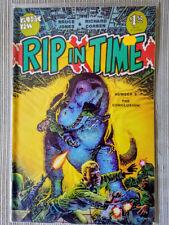 Rip in Time #5. Richard Corben, Bruce Jones. Fantagor 1987. Near mint