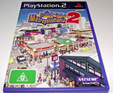 Metropolismania 2 PS2 PAL *No Manual*