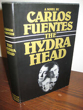 1st Edition THE HYDRA HEAD Carlos Fuentes NOVEL First Printing FICTION