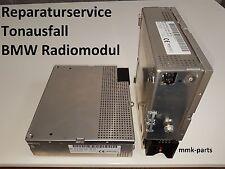 BMW BM54 E39 E46 E53 Reparatur Tonausfall Radio Radiomodul Becker 65126919078