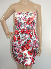 Clubwear Bubble Floral Dresses for Women