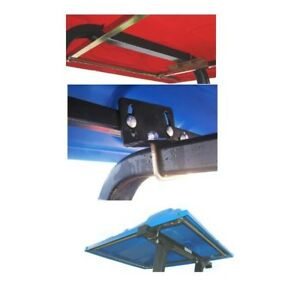 Tractor Standard Canopy Overwidth Mounting Kit Medium