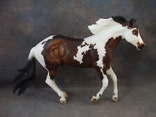 **MATTE Bay TOBIANO** Breyerfest 2017 Special Run BOLLYWOOD SURPRISE on Latigo!!