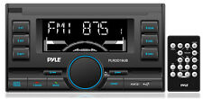 Pyle PLRDD19UB 2-Din Bluetooth Digital Receiver USB AUX Input AM/FM & Remote